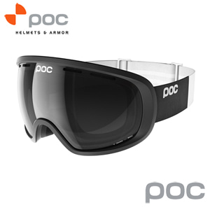 17/18시즌 POC GOGGLE FOVEA JONES BLACK / BLACK NO MIRR