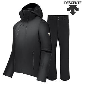 17/18시즌 DESCENTE DOMINATOR JKT (D8-8613KR) BK색상+TEAM PANTS(D8-8124) BK색상