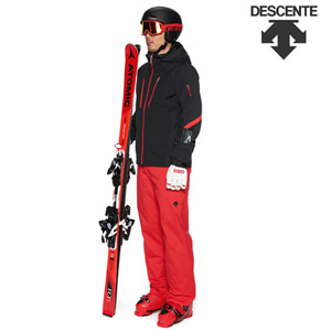 17/18시즌 DESCENTE SNOWFIEILD BLK/RED
