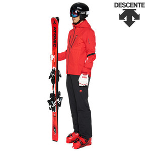 17/18시즌 DESCENTE SNOWFIEILD RED/BK