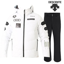 17/18시즌 DESCENTE SPAIN JKT (D8-8516KR) SPW색상+TEAM PANTS(D8-8124) BK색상