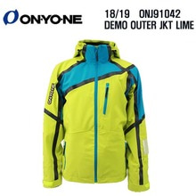 1819 시즌 ONYONE ONJ 91042 DEMO OUTER JKT LIME