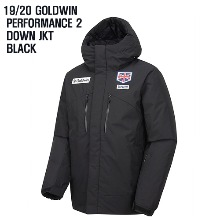 1920시즌 GOLDWIN 자켓 PERFORMANCE2 DOWN JKT BLK